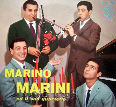 Marino Marini e il suo complesso