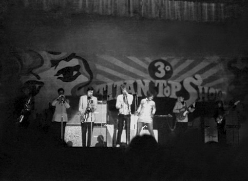 Titan Top Show_Brancaccio_maggio_1968_Pierfranco Colonna e i Boa Boa