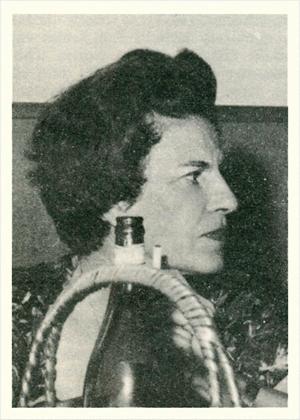 Ornella Ferrari, in arte Biri