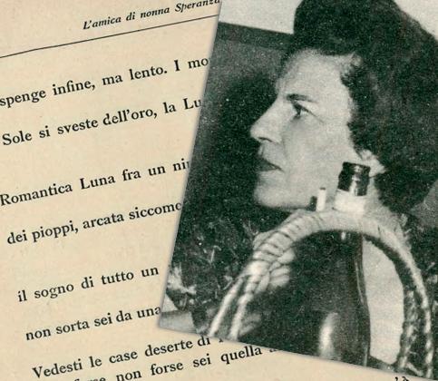 Ornella Ferrari, in arte Biri.