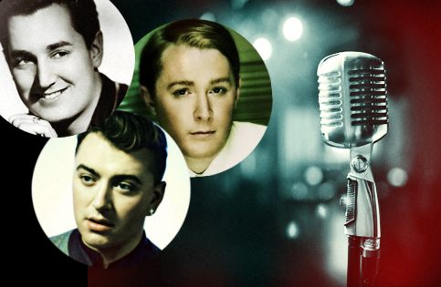 Neil Sedaka, Sam Smith e Clay Aiken.