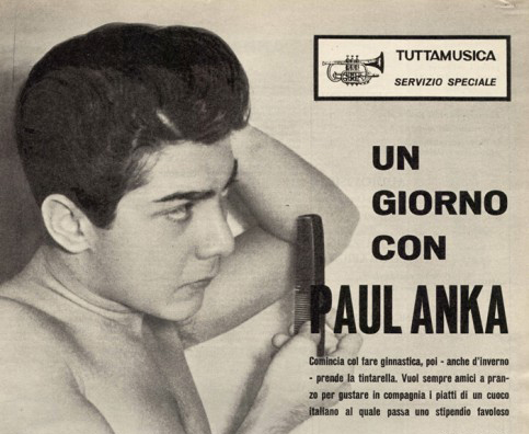 Paul Anka Tuttamusica